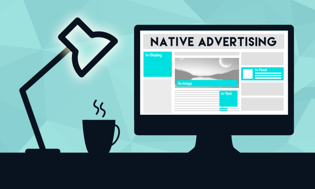 native advertising graphic