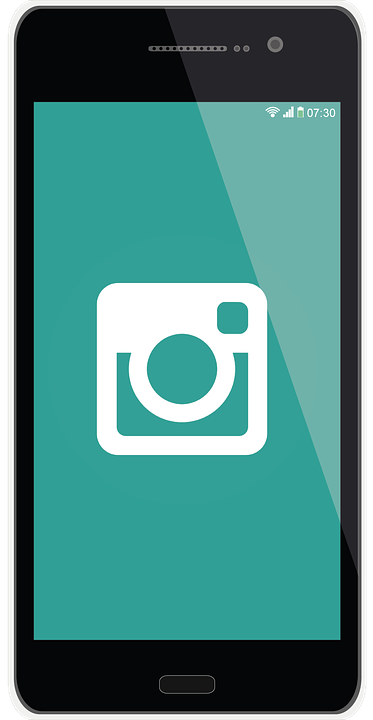 instagram logo on an iphone instagram's latest update